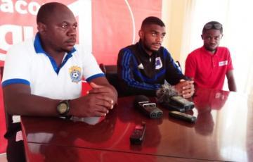 Linafoot : L'AS Dauphin Noir de Goma prête pour battre le DCMP de Kinshasa