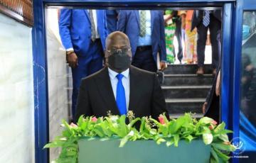 RDC : Le président Félix Tshisekedi rend hommage à Laurent Désiré Kabila