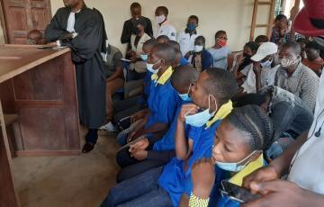 Nord-Kivu : Le tribunal militaire de garnison de Beni acquitte 8 militants de la LUCHA