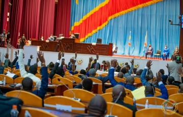 RDC : L'Assemblée nationale a adopté la loi autorisant la ratification de l'accord de la ZLECAF