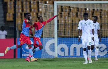 CHAN 2021 : Victorieuse face au Niger, la RDC termine en tête et se qualifie pour les quarts