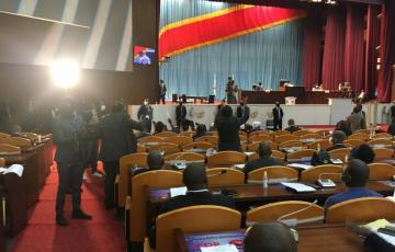 RDC : La plénière pour examen de la motion contre le premier ministre est reportée à ce mercredi