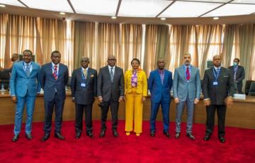 Formation du gouvernement : L'UDPS sereine après son entrevue avec le premier ministre Sama Lukonde