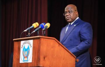 Félix Tshisekedi a procédé à l'Ouverture de l'année culturelle de la mandature congolaise à l'UA
