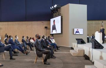Ouverture à Paris du sommet consacré au financement des économies africaines