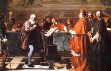 [Histoire] 22 juin 163 : Abjuration par Galilée de ses idées sur le mouvement de la Terre