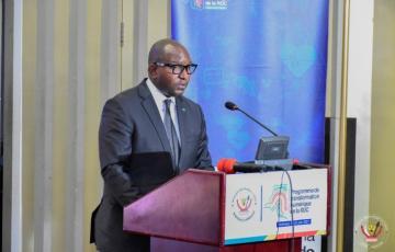 RDC : Lancement des travaux de l'atelier de réflexion sur le Programme de transformation numérique