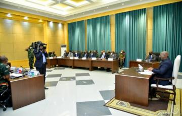 RDC : Le Président Félix Tshisekedi a tenu un Conseil supérieur de la défense élargi
