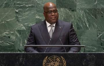 Felix Tshisekedi à la 76ème assemblée générale de l'ONU
